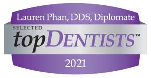Lauren Phan - Top Dentist 2021